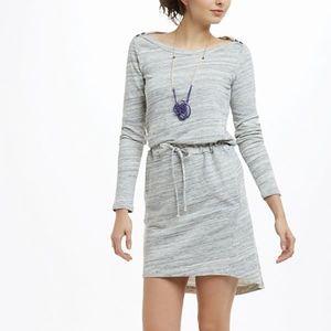 Anthropologie Left of Center Space Dye Dress XS